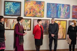 Открытие выставки «Шёлковый путь»