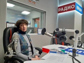 Симферопольский художественный музей в эфире «Радио Крым» (14.01.2021)