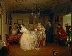 «Картина должна говорить»: 205 лет со дня рождения П.А. Федотова