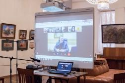 Открытие XXV Крымских искусствоведческий чтений
