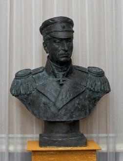 120 лет со дня рождения скульптора Николая Томского