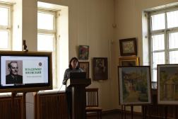 Состоялась лекция «Владимир Яновский»