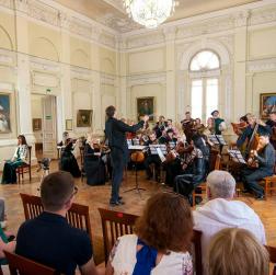 Концерт Крымской государственной филармонии на акции «Ночь музеев»