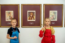Открылась выставка «Блюз над Парижем»