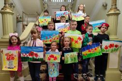 Акция к Международному дню защиты детей