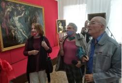 """Открытие выставки """"Золотой век европейской живописи"""" в Картинной галерее г. Керчь"""
