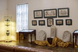 Отчет об открытии выставки  «Керчь на перекрестке двух эпох»