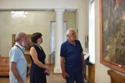 Встреча делегации Республики Абхазия