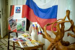 Под флагом России — символика Российского триколора