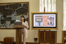 Прошла лекция «Традиционный крымский орнамент»