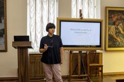 Прошла лекция «Советское искусство»