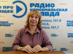 Музей в эфире Радио «Комсомольская правда — Крым»