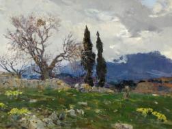 Выставка «Русский импрессионизм» (24 сентября — 5 декабря 2021)