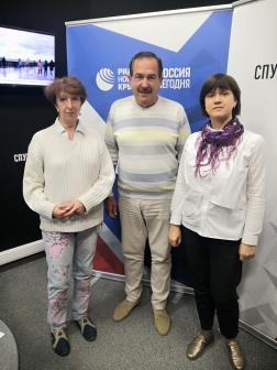Радиоэфир программы «От и До» (3 октября)