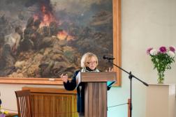 Пленарное заседание XXVI Крымских искусствоведческих чтений