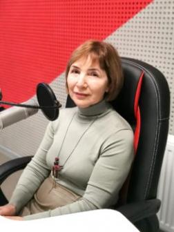 """Музей в эфире """"Радио Крым"""" (20 октября 2021г.)"""